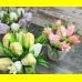 """Букет Тюльпанов """"8 марта"""". Купить мыло ручной работы в Тюмени"""