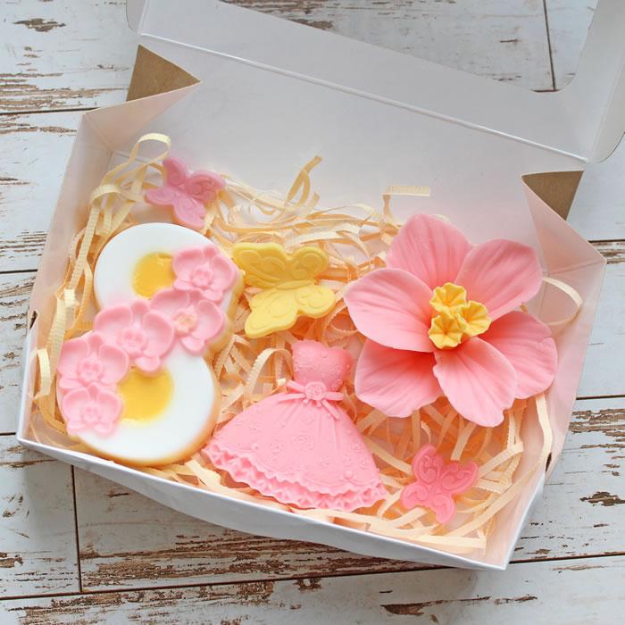 """Набор мыла """"Весна"""". Заказать / купить мыло ручной работы в Тюмени  Цена от 380 ₽"""