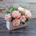 Розовый пион в конверте купить мыло ручной работы в Тюмени  Цена от 800 ₽