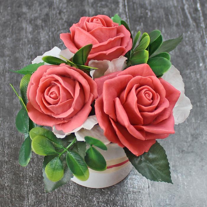 Мини композиция Розы