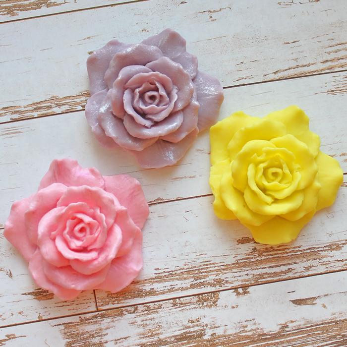 Мыло Роза раскрытая