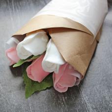 Букет Тюльпанов. Мыло ручной работы. Заказать / купить мыло ручной работы в Тюмени на MixSoap.ru Цена от 300 ₽