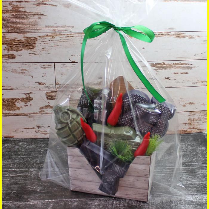 """Для него Набор мыла """"С Праздником!"""". Отличный подарок мужчине на 23 февраля. Мыло ручной работы – купить или заказать на MixSoap.ru Мыло Тюмень  Цена от 780 ₽"""