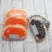 """Мыло """"Бутерброд с икрой"""" Новогодний подарок"""". Мыло ручной работы – купить или заказать на MixSoap.ru Мыло Тюмень  Цена от 130 ₽"""